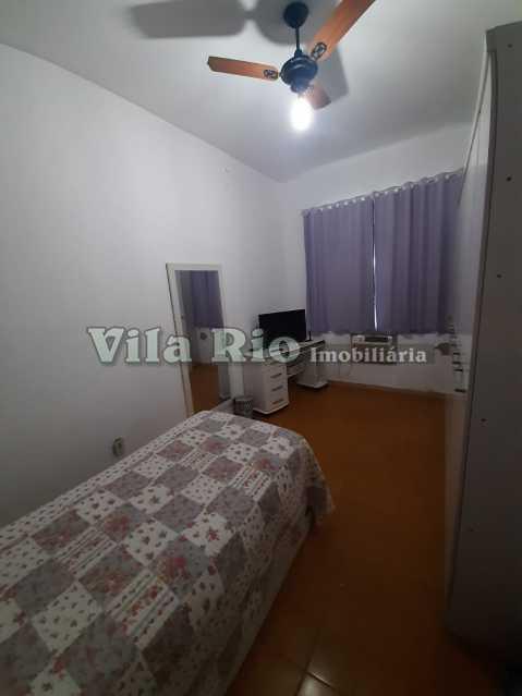 2º QUARTO 2 - Casa 3 quartos à venda Braz de Pina, Rio de Janeiro - R$ 580.000 - VCA30089 - 6