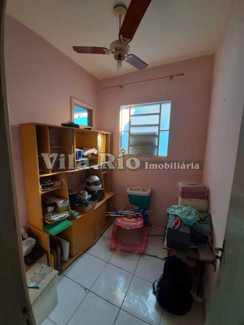 QUARTO DE EMPREGADA - Casa 3 quartos à venda Braz de Pina, Rio de Janeiro - R$ 580.000 - VCA30089 - 8