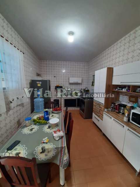 COZINHA 2 - Casa 3 quartos à venda Braz de Pina, Rio de Janeiro - R$ 580.000 - VCA30089 - 11
