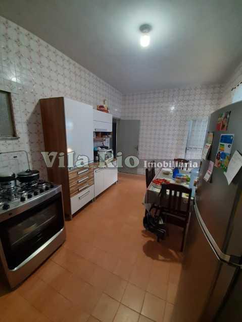 COZINHA - Casa 3 quartos à venda Braz de Pina, Rio de Janeiro - R$ 580.000 - VCA30089 - 12