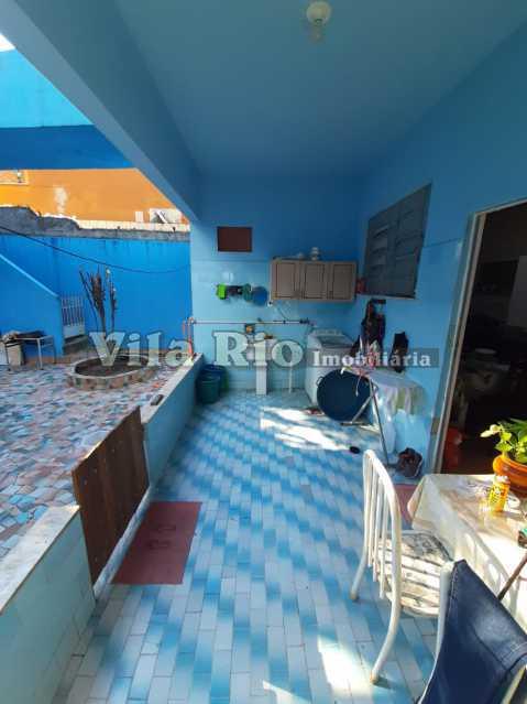 AREA DE SERVIÇO 2 - Casa 3 quartos à venda Braz de Pina, Rio de Janeiro - R$ 580.000 - VCA30089 - 13