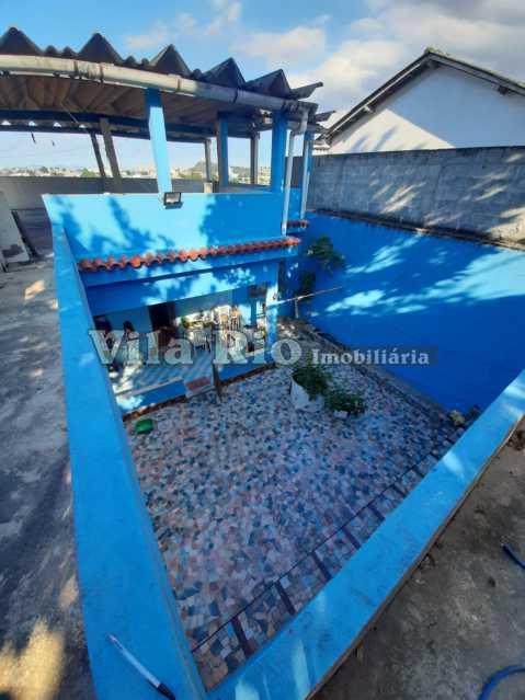 AREA EXTERNA FUNDOS 2 - Casa 3 quartos à venda Braz de Pina, Rio de Janeiro - R$ 580.000 - VCA30089 - 15