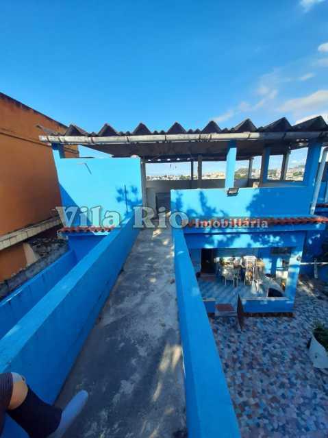AREA EXTERNA FUNDOS 3 - Casa 3 quartos à venda Braz de Pina, Rio de Janeiro - R$ 580.000 - VCA30089 - 16