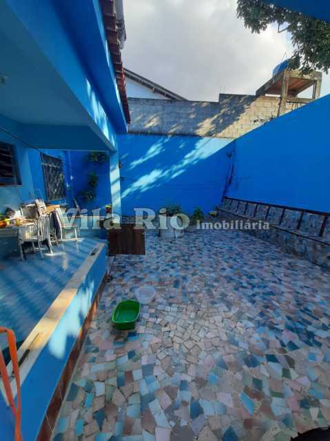 AREA EXTERNA FUNDOS 4 - Casa 3 quartos à venda Braz de Pina, Rio de Janeiro - R$ 580.000 - VCA30089 - 17