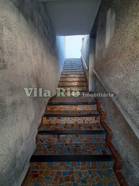 ESCADA 1º PAVIMENTO - Casa 3 quartos à venda Braz de Pina, Rio de Janeiro - R$ 580.000 - VCA30089 - 20