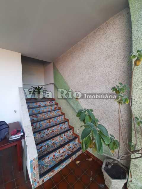 ESCADA 2º PAVIMENTO 2 - Casa 3 quartos à venda Braz de Pina, Rio de Janeiro - R$ 580.000 - VCA30089 - 21