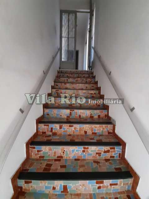 ESCADA 2º PAVIMENTO - Casa 3 quartos à venda Braz de Pina, Rio de Janeiro - R$ 580.000 - VCA30089 - 22