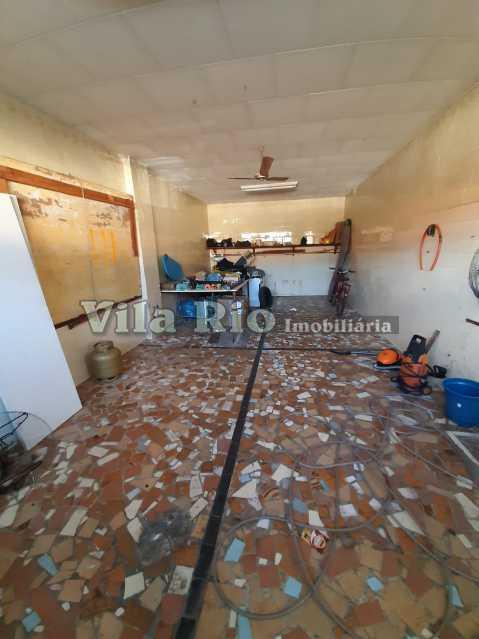 GARAGEM PRA 4 CARROS - Casa 3 quartos à venda Braz de Pina, Rio de Janeiro - R$ 580.000 - VCA30089 - 23