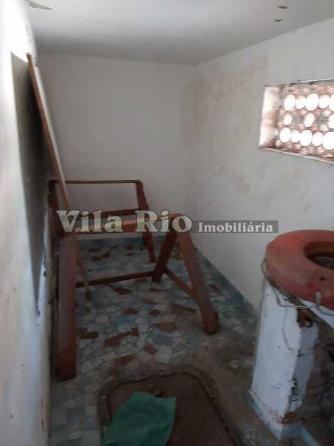 QUARTO DA BOMBA DAGUA - Casa 3 quartos à venda Braz de Pina, Rio de Janeiro - R$ 580.000 - VCA30089 - 24