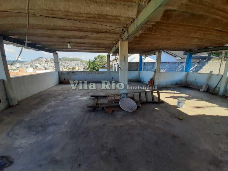TERRAÇO COBERTO 1 - Casa 3 quartos à venda Braz de Pina, Rio de Janeiro - R$ 580.000 - VCA30089 - 26