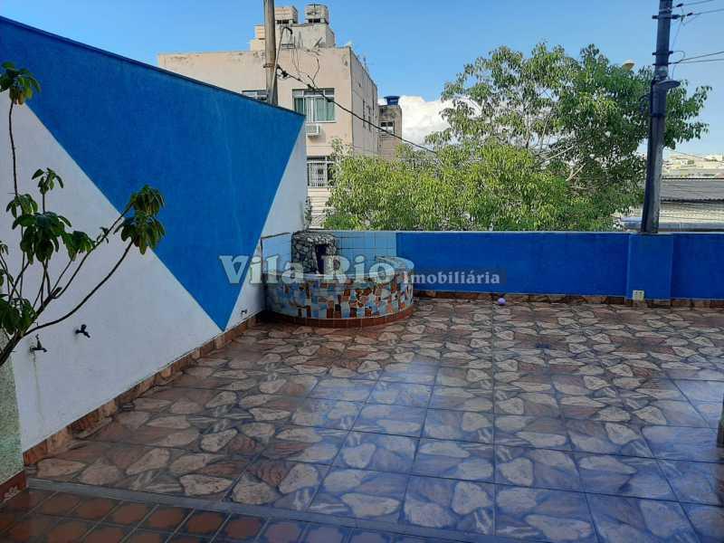 TERRAÇO DESCOBERTO 2 - Casa 3 quartos à venda Braz de Pina, Rio de Janeiro - R$ 580.000 - VCA30089 - 28
