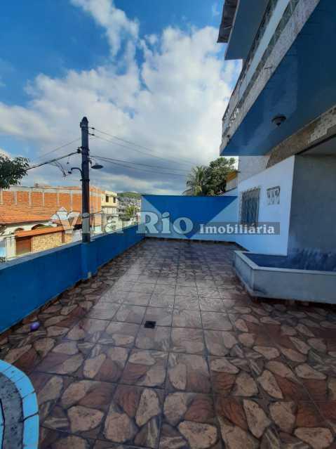 TERRAÇO DESCOBERTO - Casa 3 quartos à venda Braz de Pina, Rio de Janeiro - R$ 580.000 - VCA30089 - 29