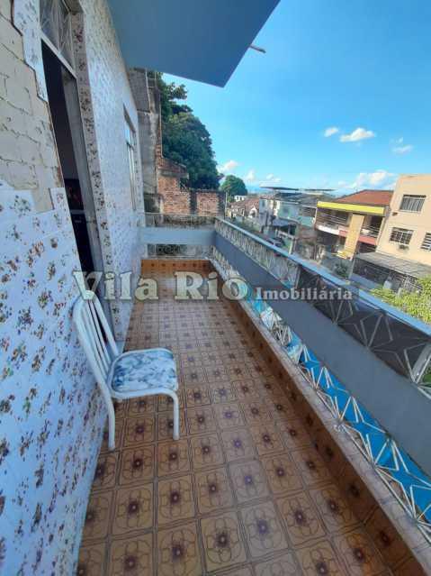 VARANDA - Casa 3 quartos à venda Braz de Pina, Rio de Janeiro - R$ 580.000 - VCA30089 - 30