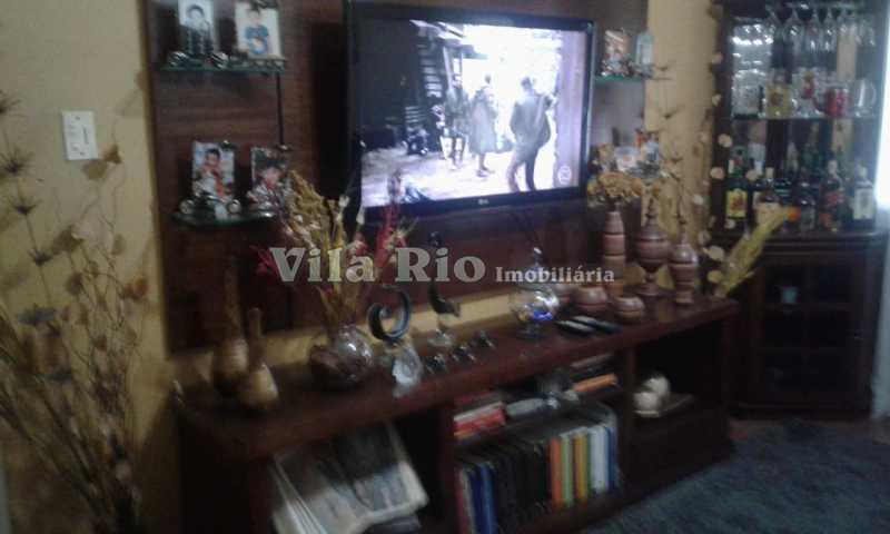 SALA 1. - Apartamento 3 quartos à venda Vista Alegre, Rio de Janeiro - R$ 385.000 - VAP30231 - 1