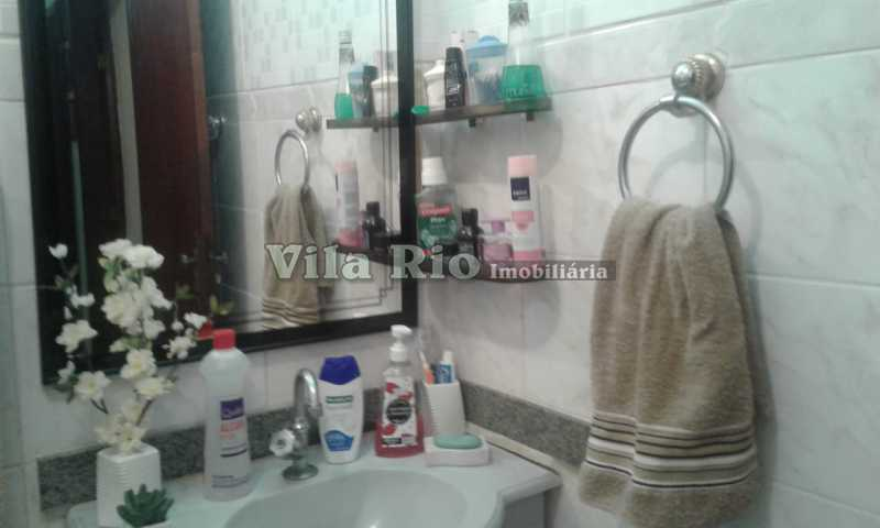 BANHEIRO 1. - Apartamento 3 quartos à venda Vista Alegre, Rio de Janeiro - R$ 385.000 - VAP30231 - 17