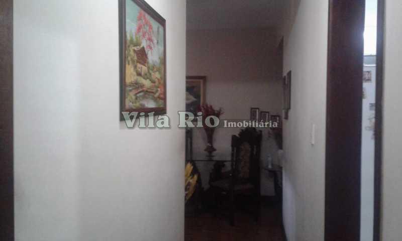CIRCULAÇÃO. - Apartamento 3 quartos à venda Vista Alegre, Rio de Janeiro - R$ 385.000 - VAP30231 - 23
