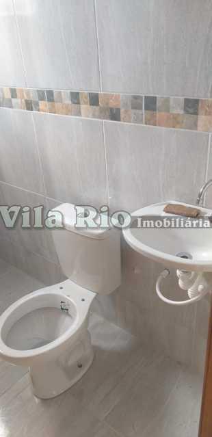 BANHEIRO 1. - Apartamento 2 quartos à venda Cascadura, Rio de Janeiro - R$ 230.000 - VAP20778 - 6