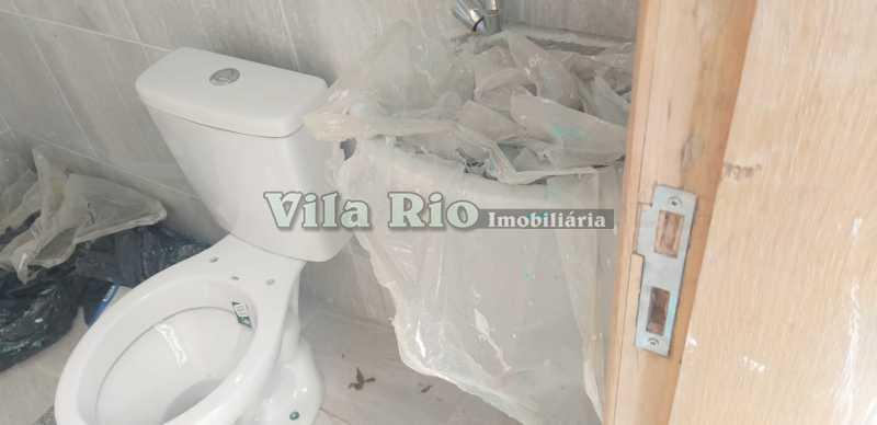 BANHEIRO 2. - Apartamento 2 quartos à venda Cascadura, Rio de Janeiro - R$ 230.000 - VAP20778 - 7