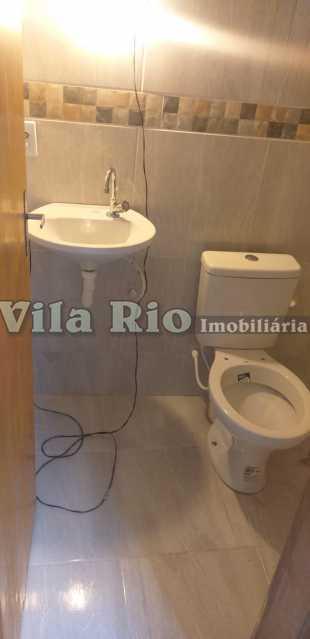 BANHEIRO 3. - Apartamento 2 quartos à venda Cascadura, Rio de Janeiro - R$ 230.000 - VAP20778 - 8