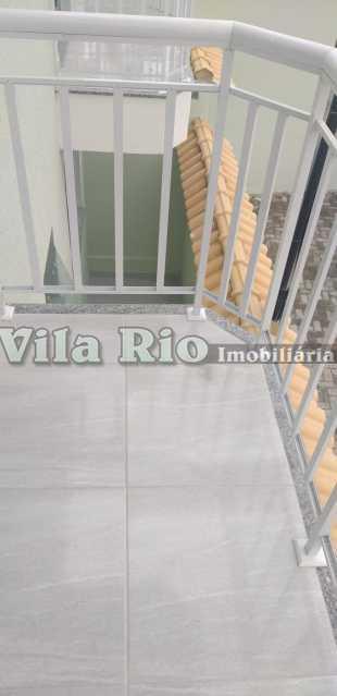VARANDA 1. - Apartamento 2 quartos à venda Cascadura, Rio de Janeiro - R$ 230.000 - VAP20778 - 15