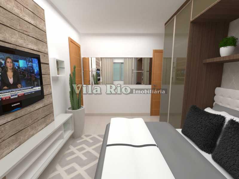 SALA 1. - Apartamento 2 quartos à venda Penha Circular, Rio de Janeiro - R$ 290.000 - VAP20779 - 3