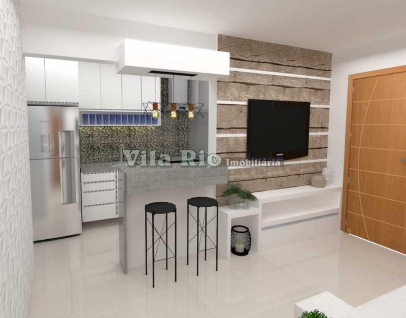 SALA 2. - Apartamento 2 quartos à venda Penha Circular, Rio de Janeiro - R$ 290.000 - VAP20779 - 4