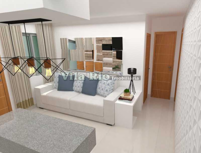 SALA 3. - Apartamento 2 quartos à venda Penha Circular, Rio de Janeiro - R$ 290.000 - VAP20779 - 5