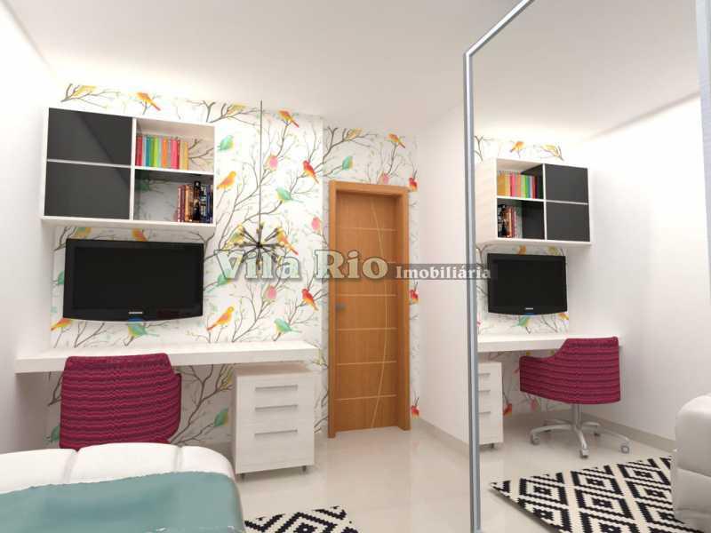 QUARTO 2. - Apartamento 2 quartos à venda Penha Circular, Rio de Janeiro - R$ 290.000 - VAP20779 - 7