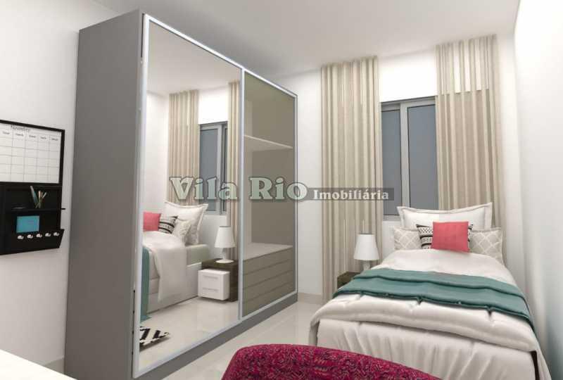QUARTO 3. - Apartamento 2 quartos à venda Penha Circular, Rio de Janeiro - R$ 290.000 - VAP20779 - 8