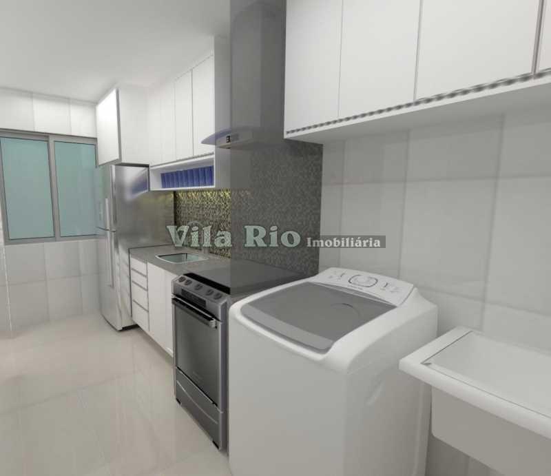 AREA. - Apartamento 2 quartos à venda Penha Circular, Rio de Janeiro - R$ 290.000 - VAP20779 - 10