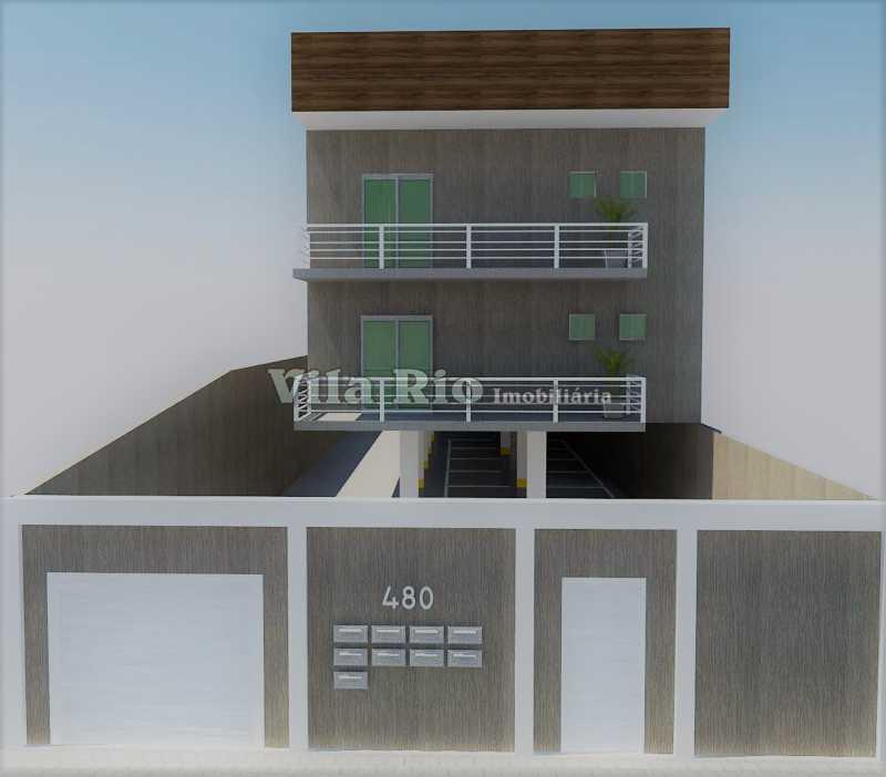 FACHADA. - Apartamento 2 quartos à venda Penha Circular, Rio de Janeiro - R$ 290.000 - VAP20779 - 12