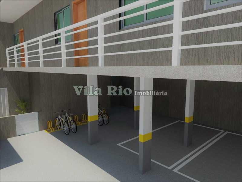 GARAGEM. - Apartamento 2 quartos à venda Penha Circular, Rio de Janeiro - R$ 290.000 - VAP20779 - 11