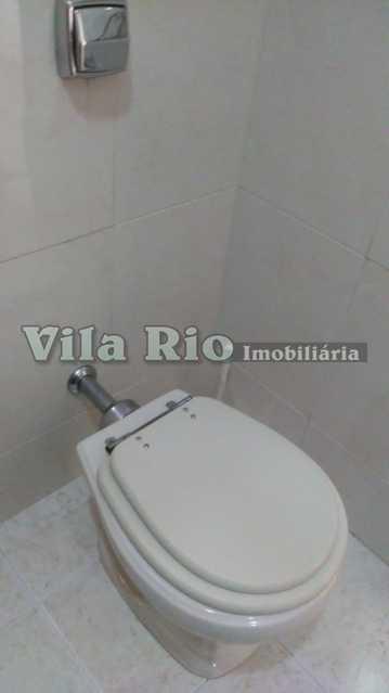 BANHEIRO 3. - Apartamento 1 quarto para alugar Vila da Penha, Rio de Janeiro - R$ 900 - VAP10071 - 8