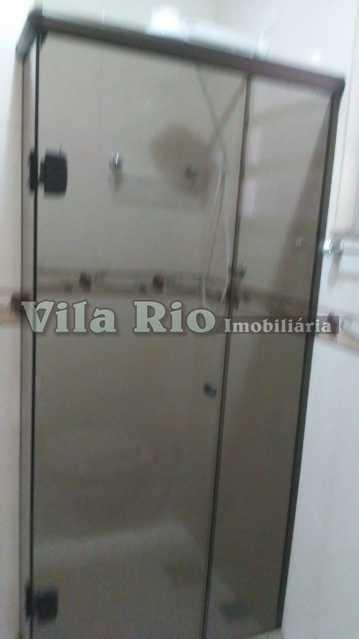BANHEIRO 4. - Apartamento 1 quarto para alugar Vila da Penha, Rio de Janeiro - R$ 900 - VAP10071 - 9
