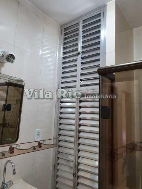 BANHEIRO.. - Apartamento 1 quarto para alugar Vila da Penha, Rio de Janeiro - R$ 900 - VAP10071 - 10