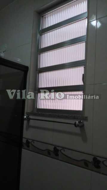 BANHEIRO1. - Apartamento 1 quarto para alugar Vila da Penha, Rio de Janeiro - R$ 900 - VAP10071 - 11