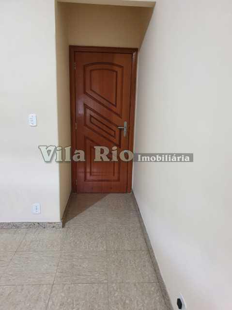 CIRCULAÇÃO. - Apartamento 1 quarto para alugar Vila da Penha, Rio de Janeiro - R$ 900 - VAP10071 - 12