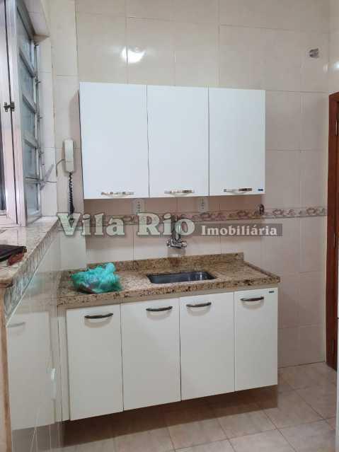 COZINHA 1. - Apartamento 1 quarto para alugar Vila da Penha, Rio de Janeiro - R$ 900 - VAP10071 - 13