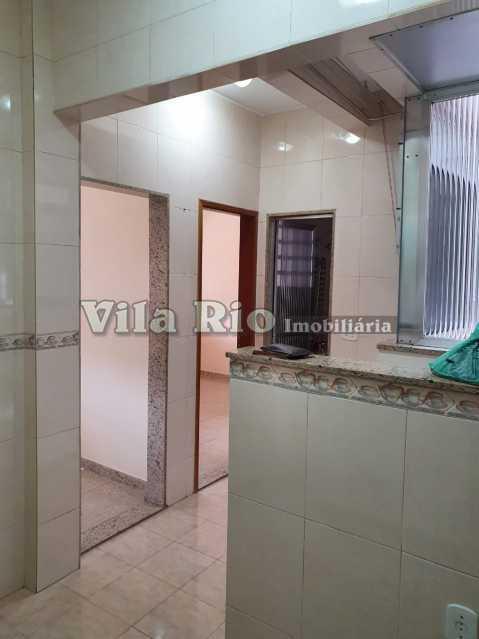 COZINHA 2. - Apartamento 1 quarto para alugar Vila da Penha, Rio de Janeiro - R$ 900 - VAP10071 - 14