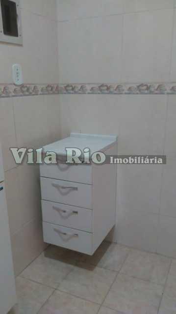 COZINHA1. - Apartamento 1 quarto para alugar Vila da Penha, Rio de Janeiro - R$ 900 - VAP10071 - 16