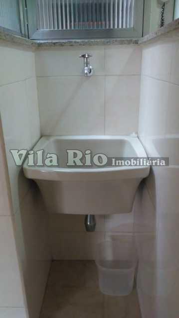 AREA. - Apartamento 1 quarto para alugar Vila da Penha, Rio de Janeiro - R$ 900 - VAP10071 - 17