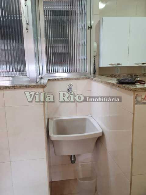 ÁREA1. - Apartamento 1 quarto para alugar Vila da Penha, Rio de Janeiro - R$ 900 - VAP10071 - 18