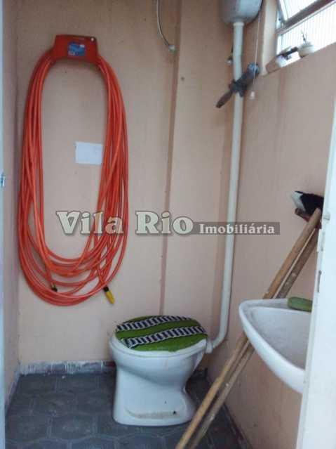 BANHEIRO TERRAÇO - Apartamento 2 quartos à venda Vista Alegre, Rio de Janeiro - R$ 260.000 - VAP20780 - 20
