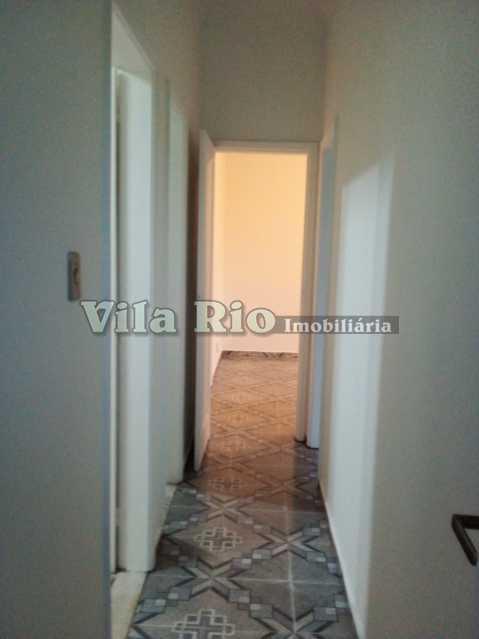 CIRCULAÇÃO - Apartamento 2 quartos à venda Vista Alegre, Rio de Janeiro - R$ 260.000 - VAP20780 - 10