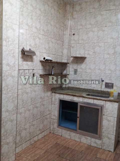 COZINHA 1 - Apartamento 2 quartos à venda Vista Alegre, Rio de Janeiro - R$ 260.000 - VAP20780 - 11