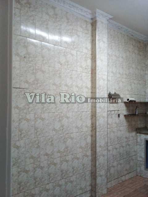 COZINHA 2 - Apartamento 2 quartos à venda Vista Alegre, Rio de Janeiro - R$ 260.000 - VAP20780 - 12