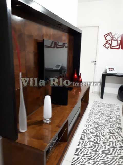 SALA 1. - Casa 4 quartos à venda Irajá, Rio de Janeiro - R$ 400.000 - VCA40041 - 1