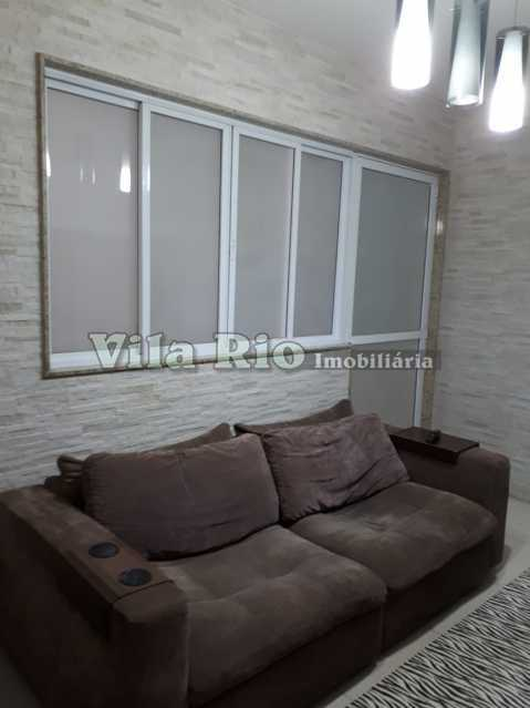 SALA 2. - Casa 4 quartos à venda Irajá, Rio de Janeiro - R$ 400.000 - VCA40041 - 3