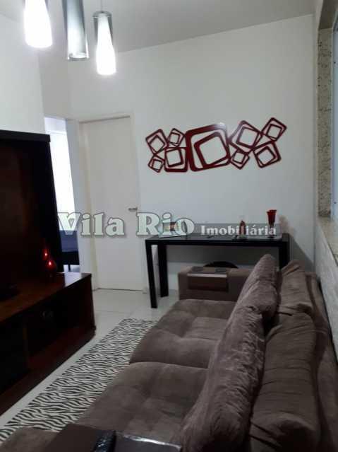 SALA 3. - Casa 4 quartos à venda Irajá, Rio de Janeiro - R$ 400.000 - VCA40041 - 4