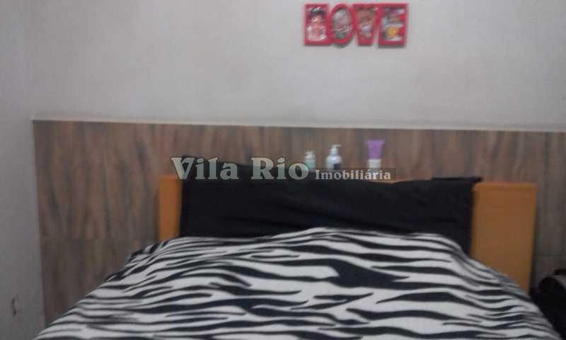 QUARTO 1. - Casa 4 quartos à venda Irajá, Rio de Janeiro - R$ 400.000 - VCA40041 - 5